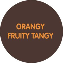 Orangy Fruity Tangy